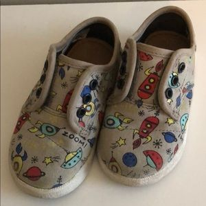 Space Themed Toms